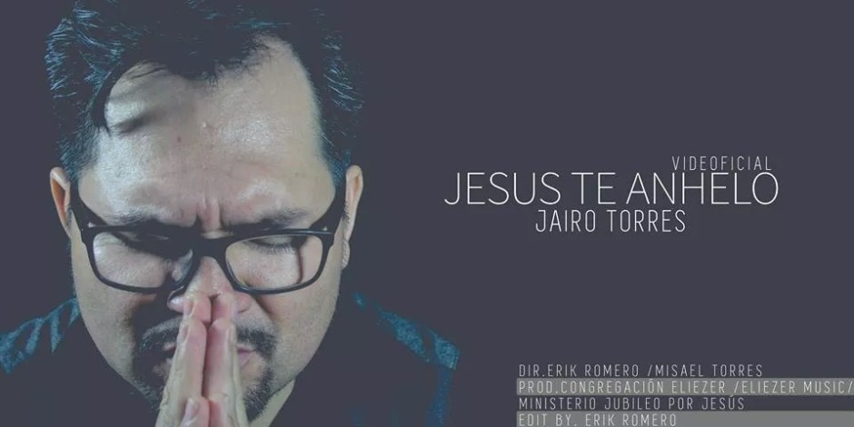 "NUEVO VIDEO MUSICAL ""JESUS TE ANHELO"""